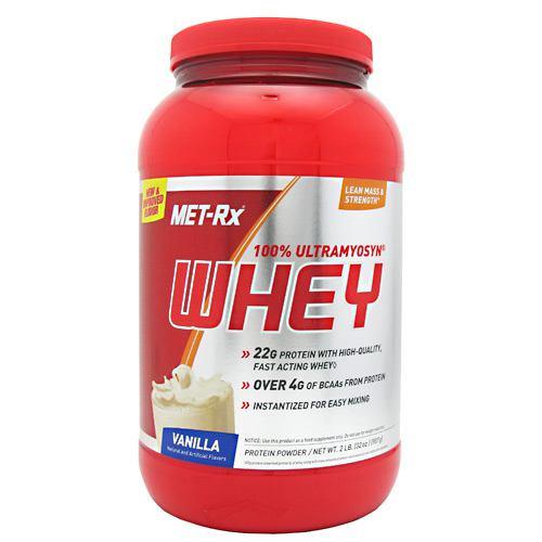 100% Ultramyosyn Whey, Vanilla, 2 lb (32 oz)(907g)