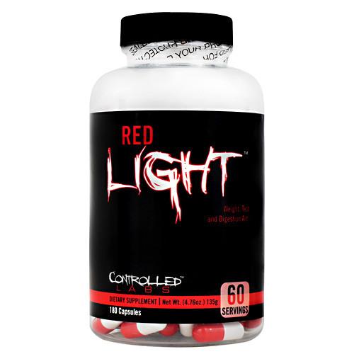 Red Light, 180 Capsules, 180 Capsules
