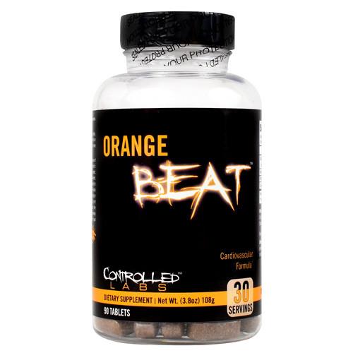 Orange Beat, 30 Servings