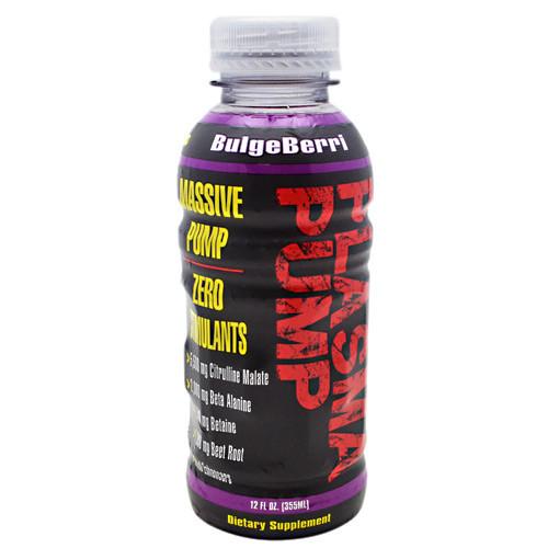 Plasma Pump, Bulge Berri, 12 - 12 fl oz. Bottles