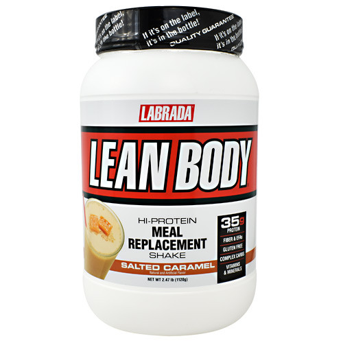 Lean Body, Salted Caramel, 2.47 lb (1120 g)