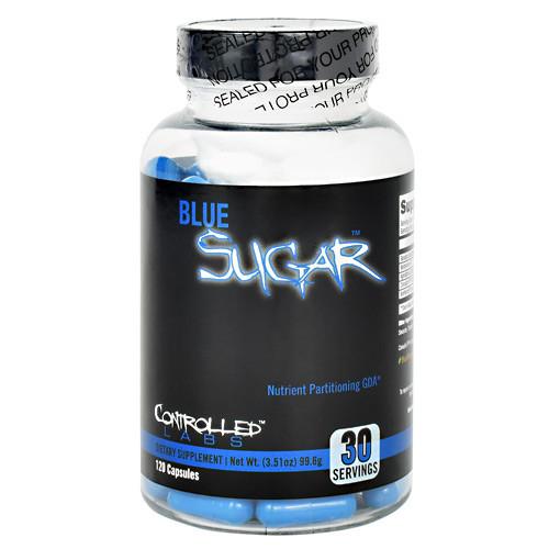 Blue Sugar, 120 Capsules, 120 Capsules