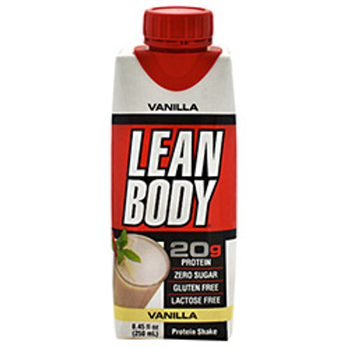 Lean Body Rtd, Vanilla, 16 - (4) 4-Pack Cartons (8.45 fl oz)