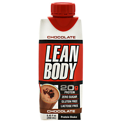 Lean Body Rtd, Chocolate, 16 - (4) 4-Pack Cartons (8.45 fl oz)