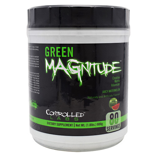Green Magnitude, Juicy Watermelon, 80 servings