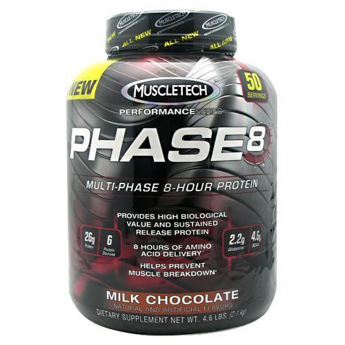 Phase 8, Milk Chocolate, 4 lb