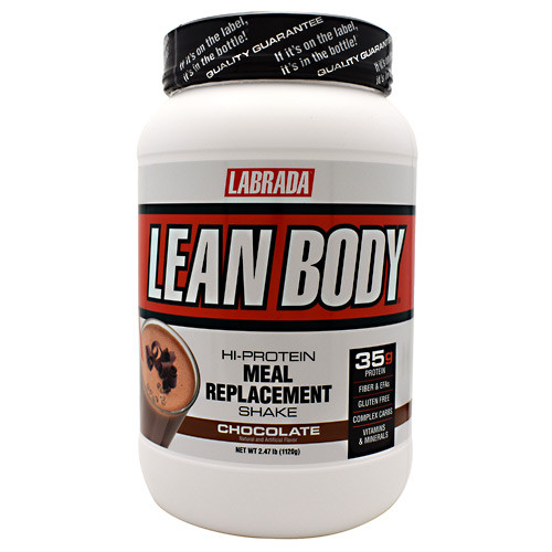 Lean Body, Chocolate, 2.47 lb (1120 g)