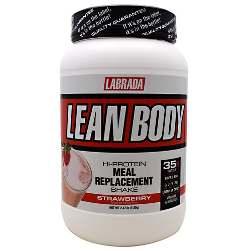Lean Body, Strawberry, 2.47 lb (1120 g)