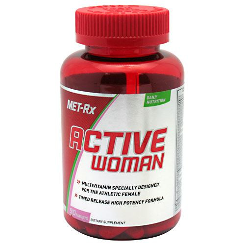 Active Woman, 90 Tablets, 90 Tablets