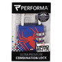 Combination Lock, Spiderman, 1 Lock