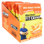 High Protein Puffs,cheddar Cheese, 8 (8.40) Bags