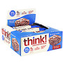 High Protein Bars, Brownie Crunch, 10 - 2.1 oz (60g) bars