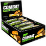 Combat Crunch,  Peanut Butter Lovers, 12 (2.22 oz) Bars