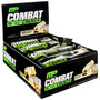 Combat Crunch, Double Stuffed Cookie Dough, 12 (2.22 oz) Bars