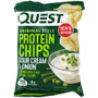 Protein Chips, Sour Cream & Onion, 8 (1.1 oz ) Bags