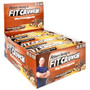Fit Crunch Bar, Chcolate Chip Cookie Dough, 12 Bars
