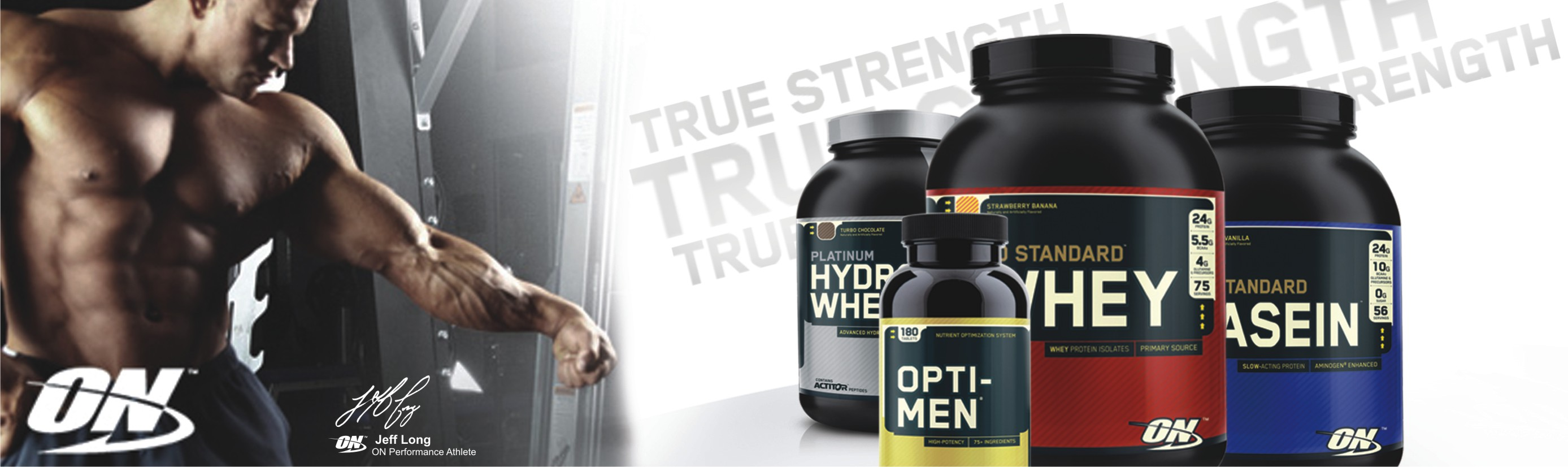 Shop Optimum Nutrition Supplements at OptimalNutrition.com