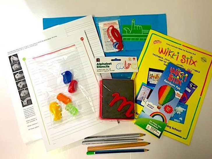 Skillbuilders Handwriting Kit
