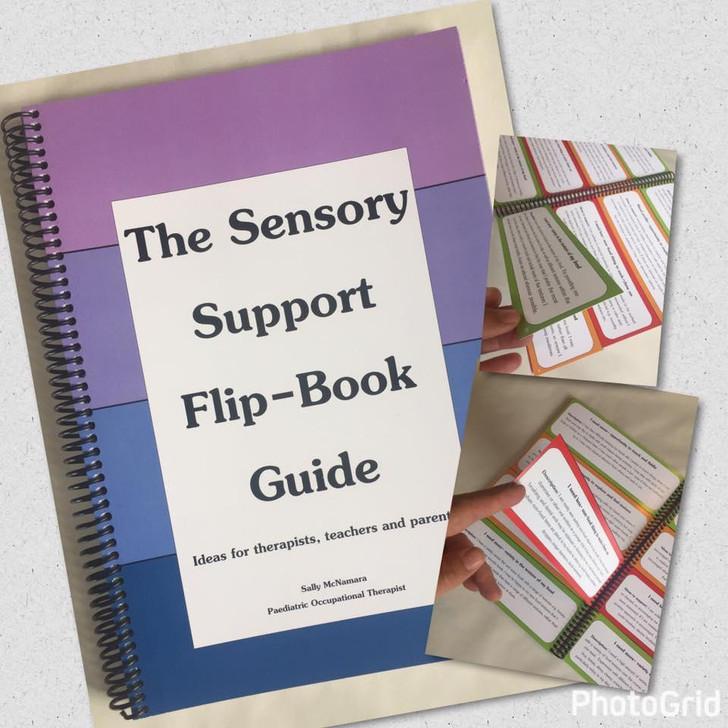 Sensory Support Flip-Book