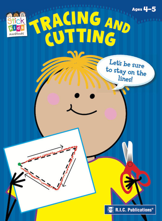 Tracing and Cutting Book