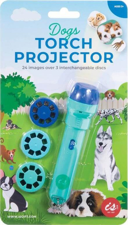 Torch Projector - Dogs