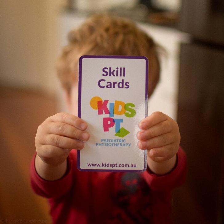 Kids PT Skill Cards