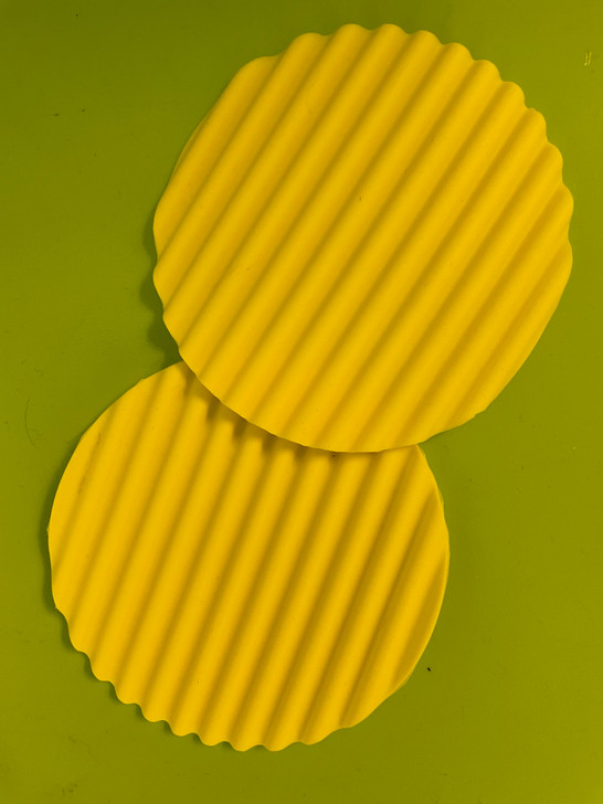 Wavy Chips for Skin Pickers (2 pack)