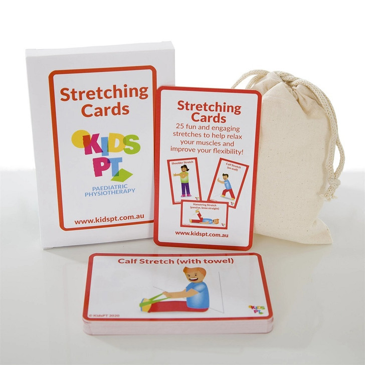 Stretching Cards
