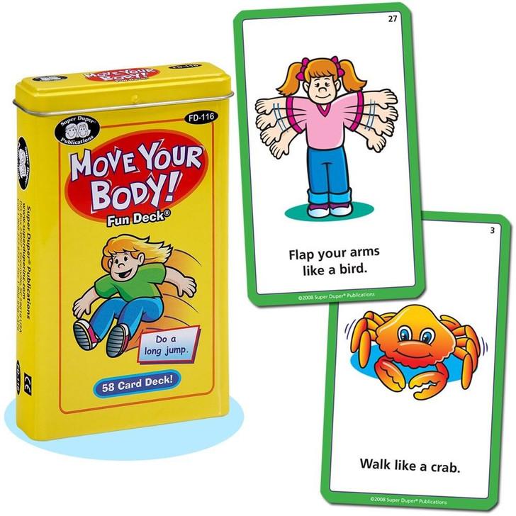 Move Your Body Fun Deck
