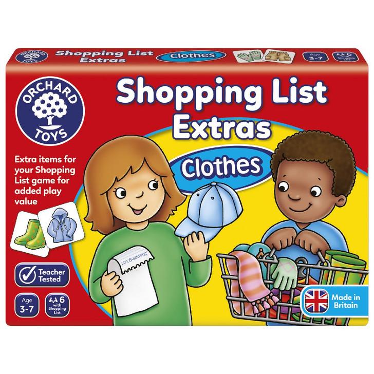 Shopping List Booster Packs