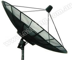 SatKing MT-230 2.3M heavy Duty C-Band Dish