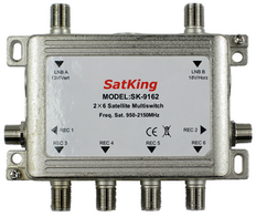 2 in 6 out Multiswitch