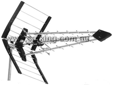 Folding UHF-240 Tri-Boom Fringe