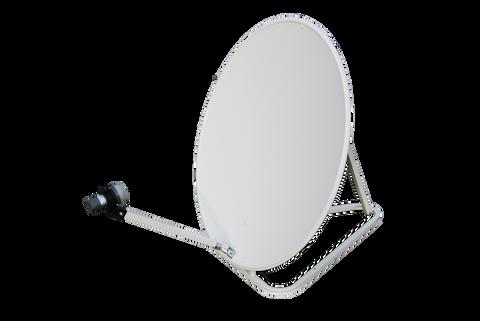 SatKing 75CM Folding KU Satellite TV Dish
