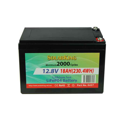 Lithium Battery LB-18-12-10
