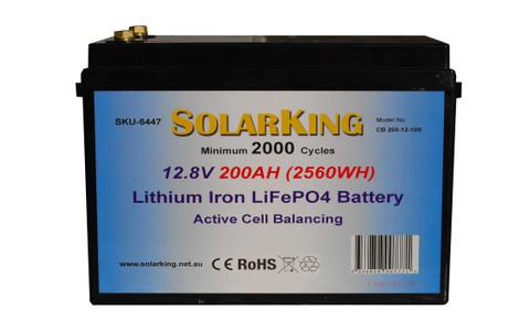 Lithium Battery CB-200-12-100