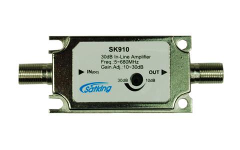 SatKing RF Amplifiers SK-910