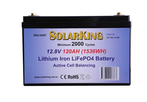 120AH Lithium Battery CB-120-12-100