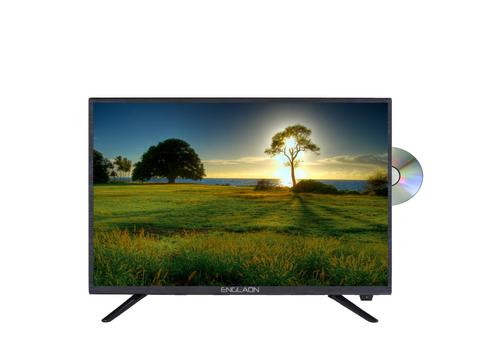 24″ Full HD LED Television / with HD Tuner + DVD Player 12V/24V/240V