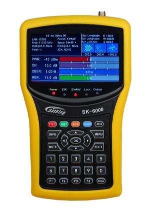 SatKing SK-6000 Satellite TV Meter