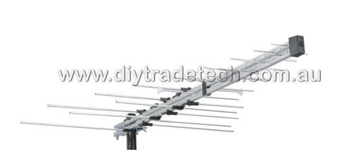 SatKing Log Periodic VHF-UHF Antenna LP-345F3