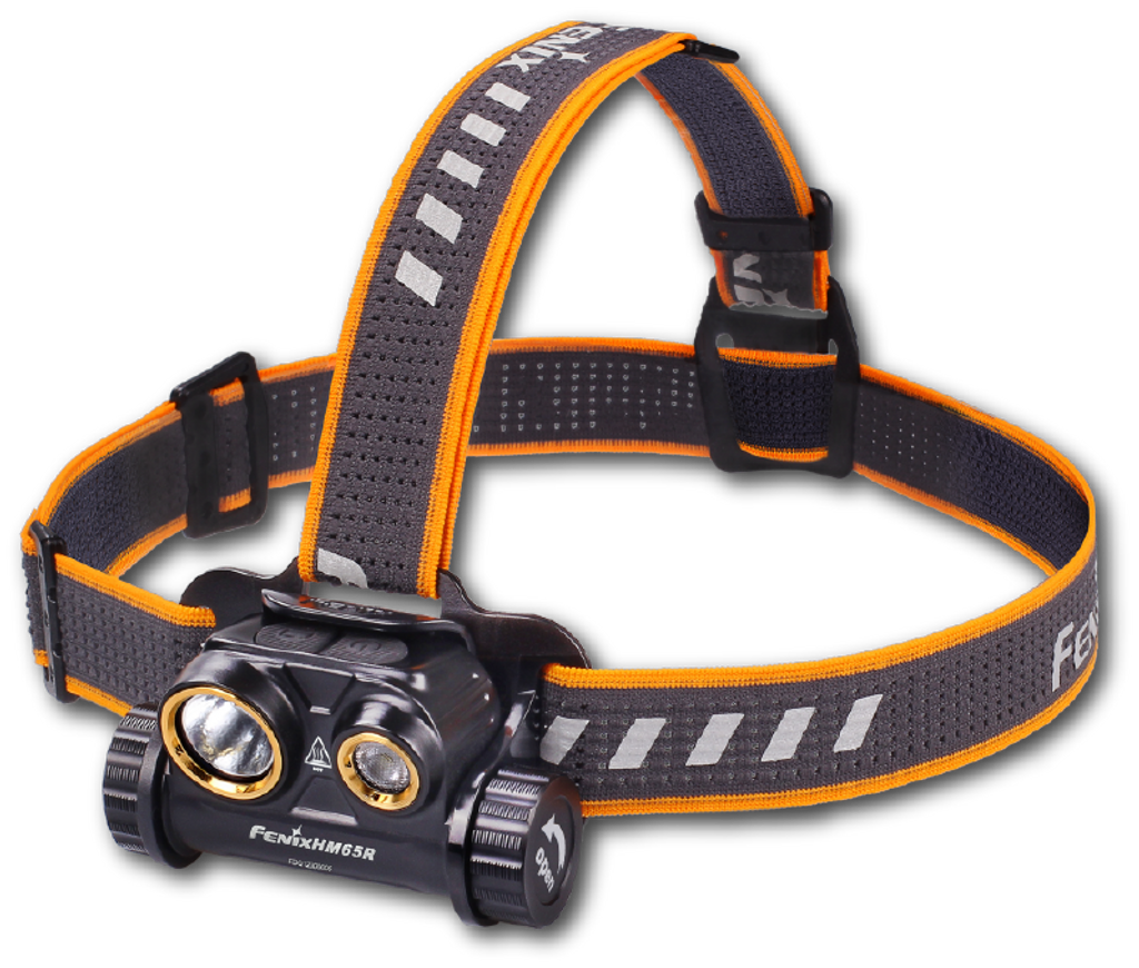 Dr. Duck® Fenix 1400 Lumens Headlamp - HM65R