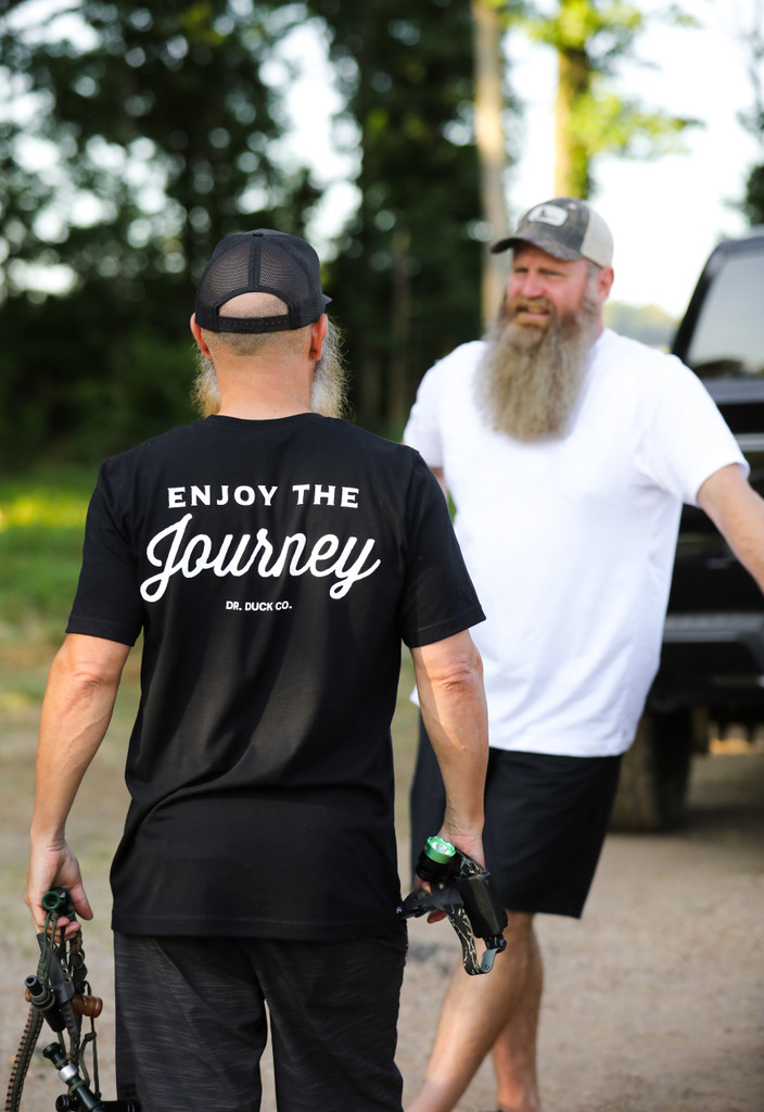 DR. DUCK® CO. ENJOY THE JOURNEY TEE