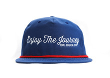 ENJOY THE JOURNEY THROWBACK HAT