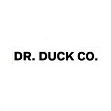 DR. DUCK CO. DECAL