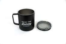 DR. DUCK CO. ENJOY THE JOURNEY INSULATED MUG