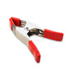 """6"""" Spring Clamp (2"""" mouth) Rubber Tips"""
