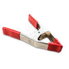 """9"""" Spring Clamp (3"""" mouth) Rubber Tips"""