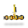 "P1104DC Wood's Powr-Grip 96831 P1 Original Edition, 11"" Diameter Lipped Pads, 700 lb Capacity, Horizontal Position"