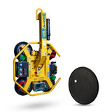 "MRT4 Intelli-Grip Edition 11"" Diameter Lipped Pads (700 lbs) [MRT411LDC3]"